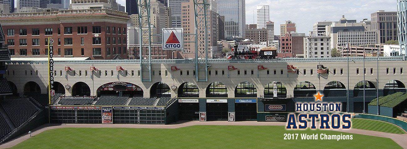 TX Houston Astros Minute Maid Stadium Thermaflex DSM System EMSEAL2